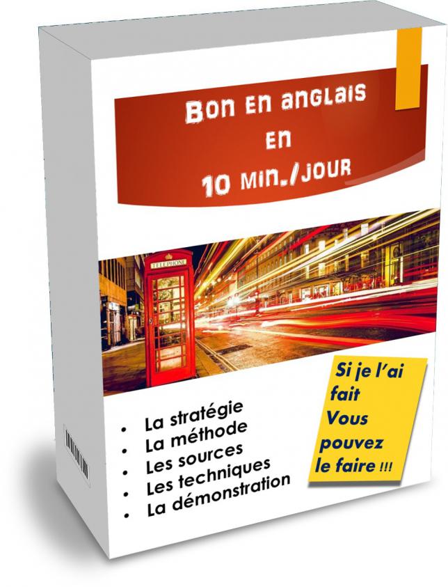 Formation : Bon en Anglais en 10 min./jour