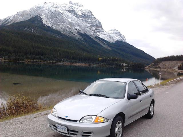 Voyage dans les Rocheuses canadiennes